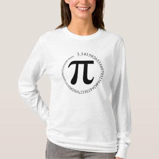 Dag för Pi (π) Tee Shirt