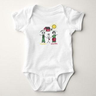 Dag med morföräldern - tee shirt