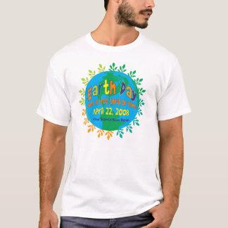 """Dag """"växt för jord för T-SKJORTA~ ett träd, shrub… T Shirts"""