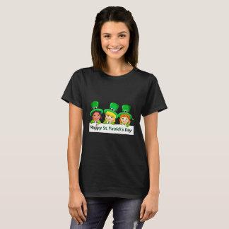 Dagflickor för St. Pattys T-shirt