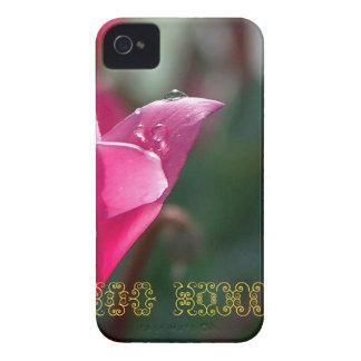 Dagg tappar fodral Case-Mate iPhone 4 case