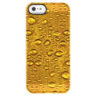 Dagg tappar SE + iPhonen 5/5s Permafrost® avböjer