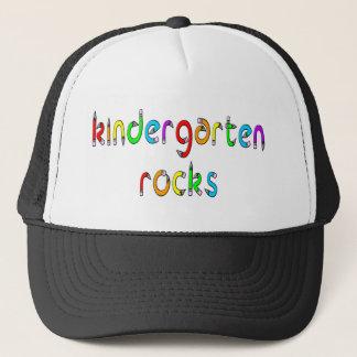 Dagisstenar - rita hattar truckerkeps