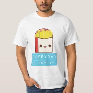 Daglig är Fryday! T Shirt