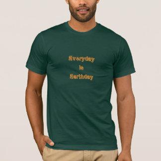 Daglig är jordens dag tröjor