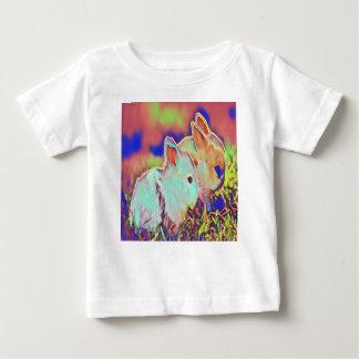 DagTime dvärg- kaniner Tshirts