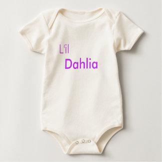 Dahlia Body För Baby