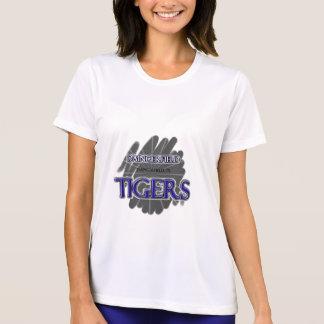 Daingerfield högstadiumtigrar, Daingerfield, TX Tee Shirt