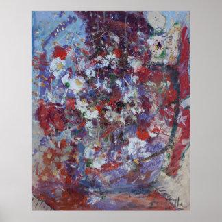 Daisy i lilor poster