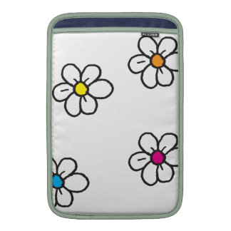 Daisyblommor Sleeves För MacBook Air