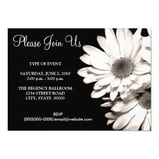 Daisyinbjudningar 12,7 X 17,8 Cm Inbjudningskort