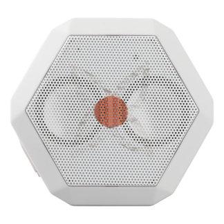 Daisyn kedjar den Boombox REX-högtalaren Vit Bluetooth Högtalare