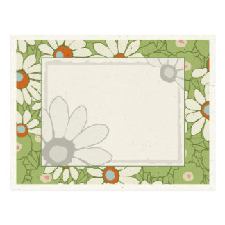 Daisyn kedjar i dagtid vykort