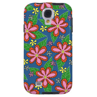 Daisyträdgård Galaxy S4 Fodral