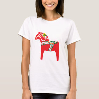 Dalahäst | Dala häst T-shirt
