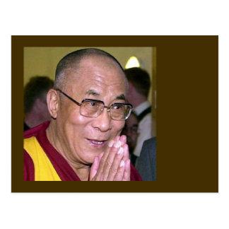 Dalai Lama Vykort