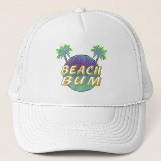 Dålig hatt för strand truckerkeps