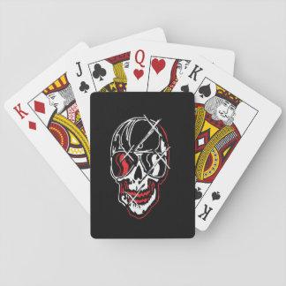 Dåliga Boyz som leker kort Spel Kort