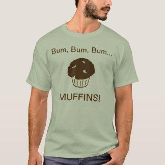 Dåliga lodislodismuffiner t-shirt
