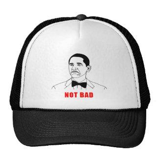dåliga Obama för solidchainwear inte Mesh Kepsar