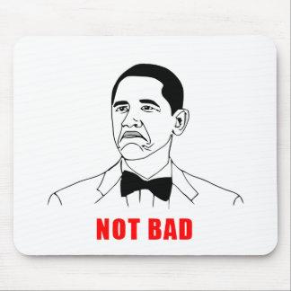 dåliga Obama för solidchainwear inte Mus Mattor