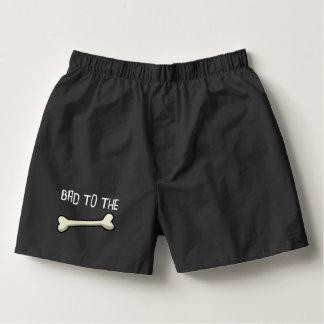Dåliga till ben boxers