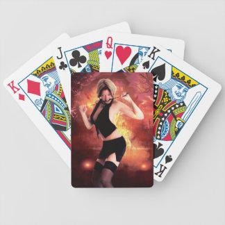 dåliga till ben spelkort