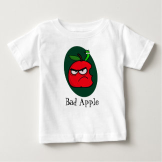 DåligaApple tecknad T Shirts