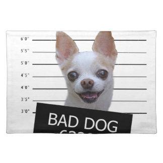 Dåligahund - Chihuahua Bordstablett