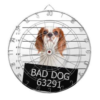 Dåligahund Darttavla