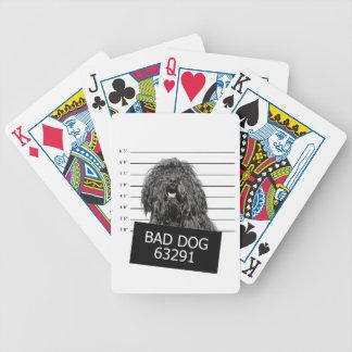 Dåligahund Spelkort