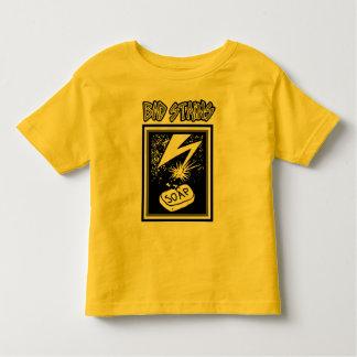 Dåligan befläcker T-tröja Tshirts