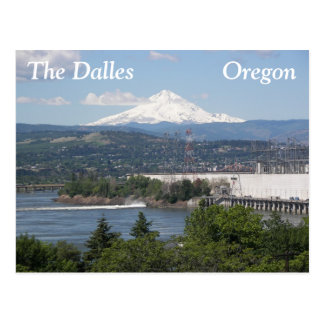 Dallesen, Oregon reser Vykort