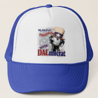 Dalmatian gåvor truckerkeps