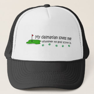Dalmatian Keps