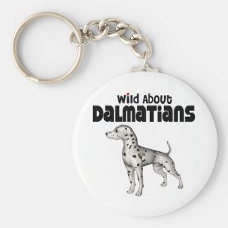 Dalmatian Nyckelringar