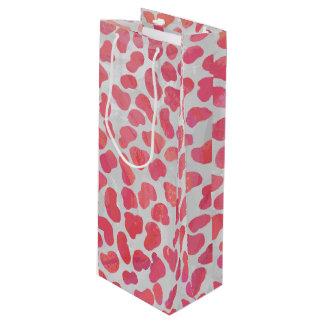 Dalmatian rosa- och vittryck