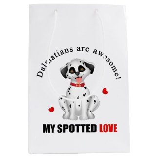 Dalmatians är enorma