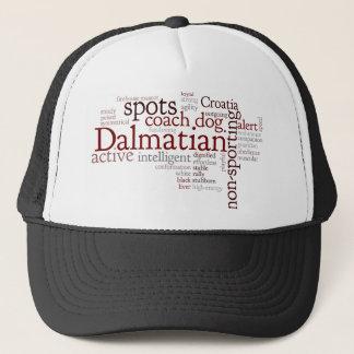 Dalmation Truckerkeps