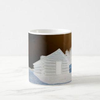 Dalsmedja, Pa-kabin (ändrade färger) Kaffemugg