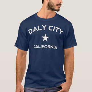 Daly City Kalifornien T-tröja Tröja