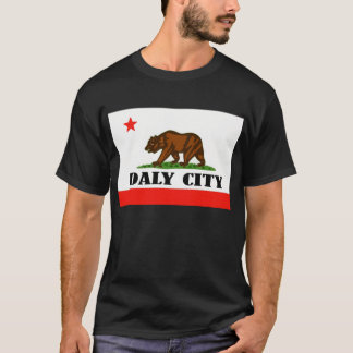Daly City Kalifornien -- T-tröja Tshirts