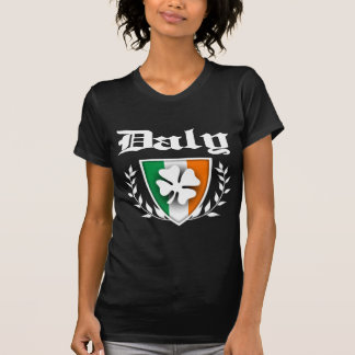 Daly-Shamrockvapensköld T-shirt