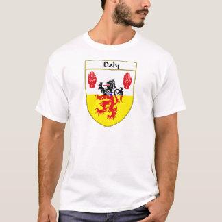 Daly-vapensköld-/familjvapensköld T-shirt
