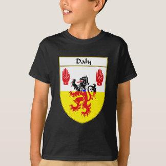 Daly-vapensköld-/familjvapensköld T Shirts