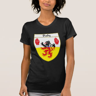 Daly-vapensköld-/familjvapensköld Tee Shirt