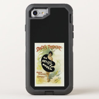 Dalys Theatre OtterBox Defender iPhone 7 Skal