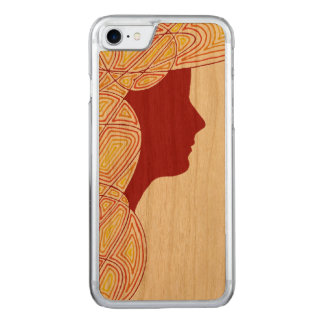 Dam Carved iPhone 7 Skal