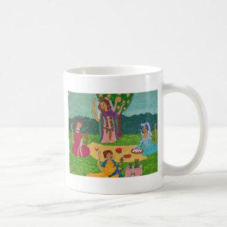 Dam picknick kaffemugg