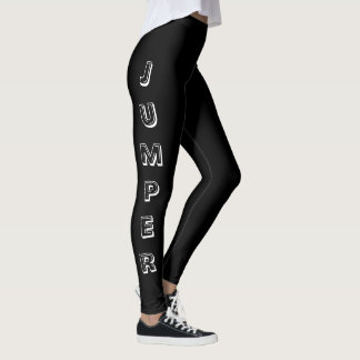 Damasker - jumper leggings